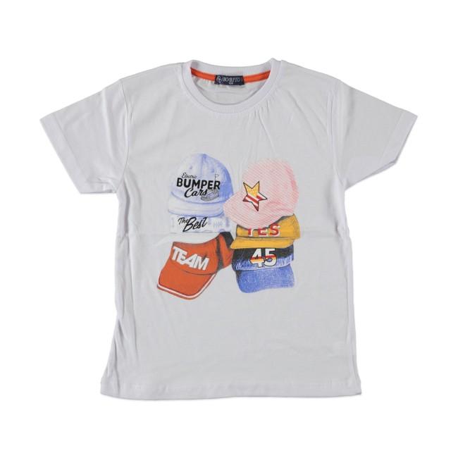 T-shirt Bobito white