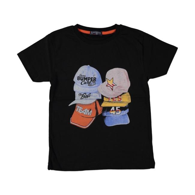 T-shirt Bobito black
