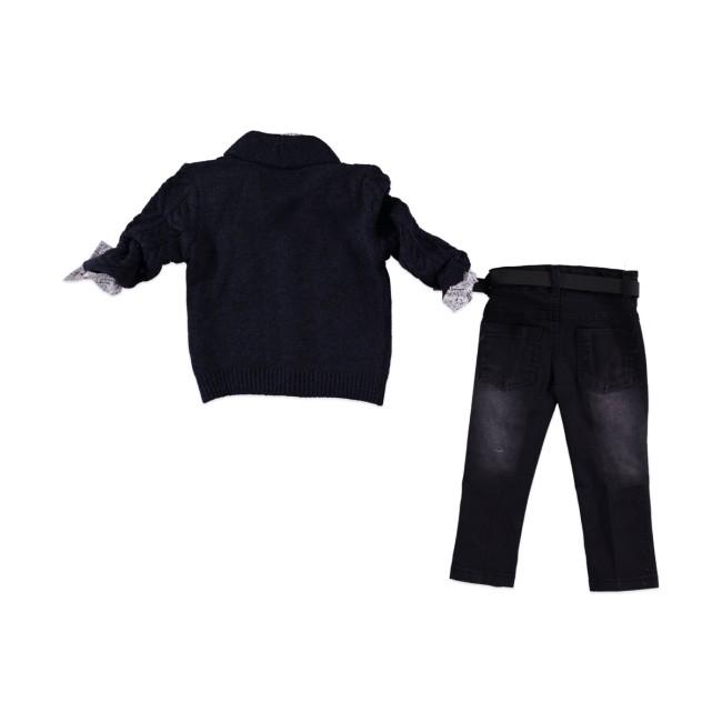 Παιδικό σετ Benics navy blue