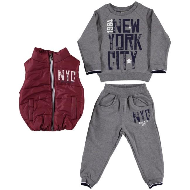Παιδική φόρμα NYC