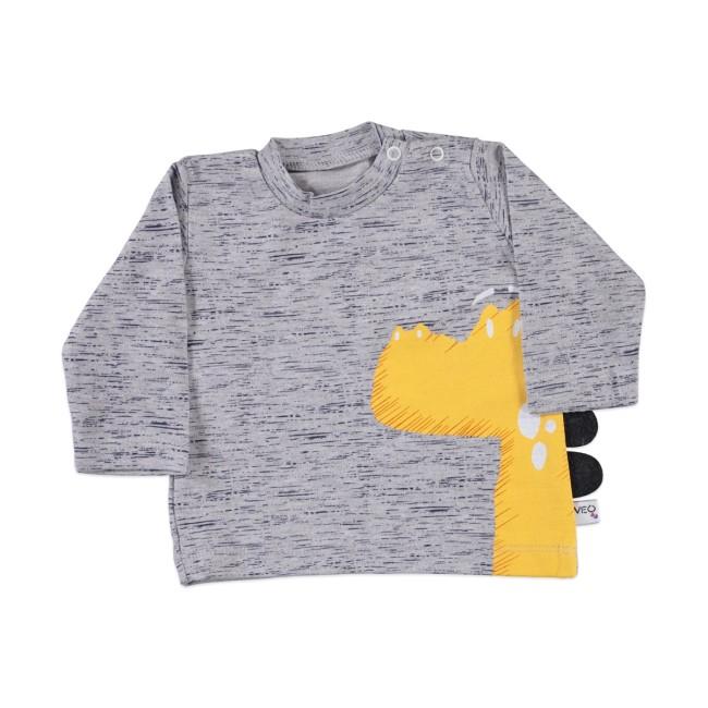 Βρεφική μπλούζα με δεινόσαυρο
