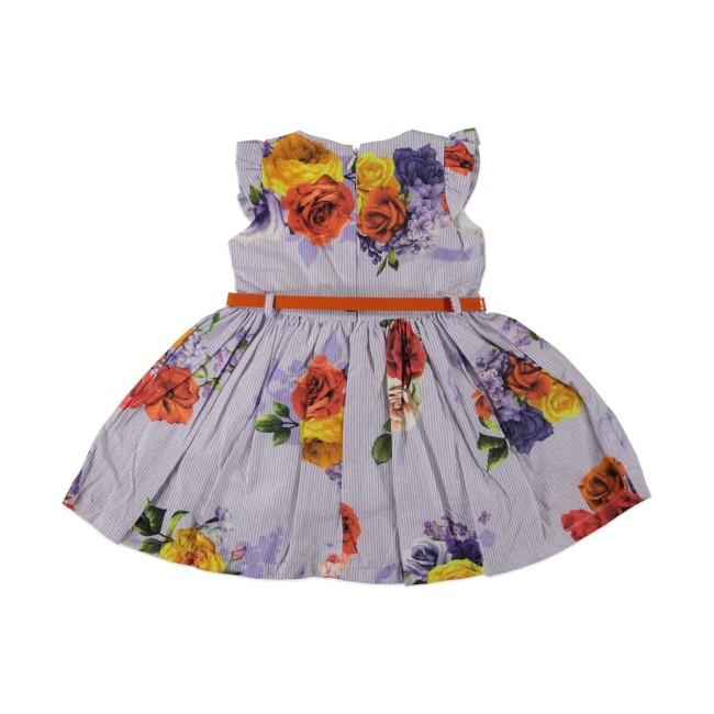 Φόρεμα gamzelim rose blue