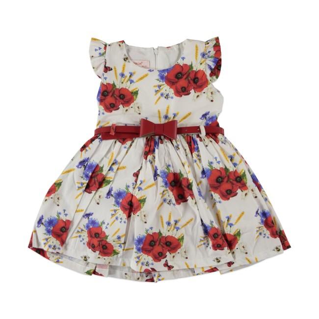 Φόρεμα παπαρούνα